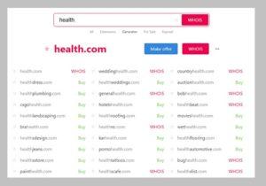 domain-name-generator