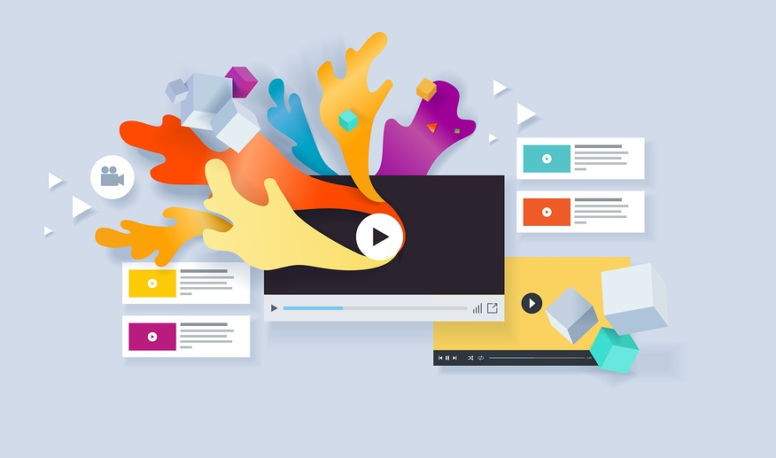 How to use colors in video marketing?